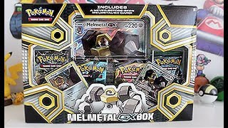 Opening A *NEW* Melmetal GX Box by Unlisted Leaf