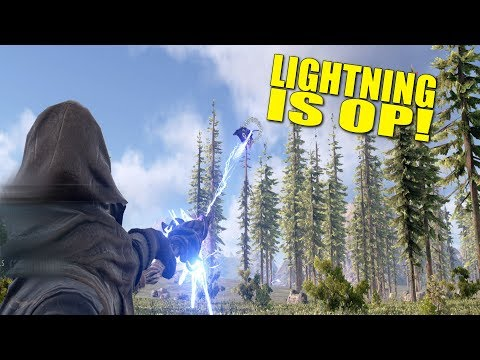 LIGHTNING IS OP! (Official Pvp) - Dark And Light - Ep.4