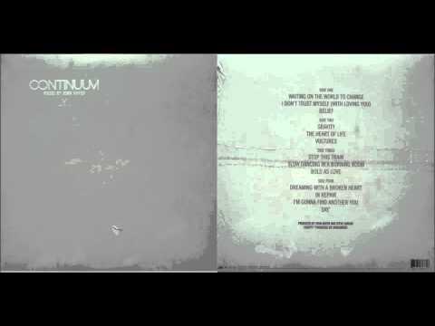 John Mayer - Gravity (Vinyl)
