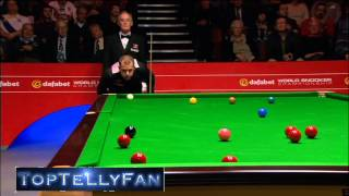Snooker - Ronnie O'Sullivan Gets Himself A Day Off (BBC2, 2.5.14)