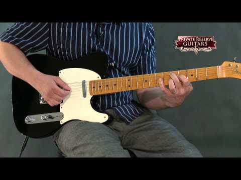Custom (musician) - Filmed at Musician's Friend Private Reserve Guitars in July 2014. For more information: http://www.musiciansfriend.com/guitars/fender-custom-shop-60th-annive...
