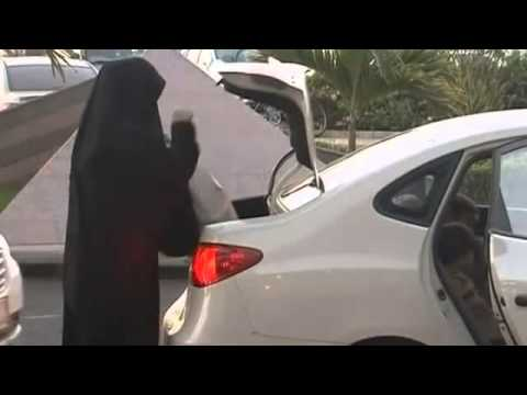 Saudi Women Protest Against Driving Ban