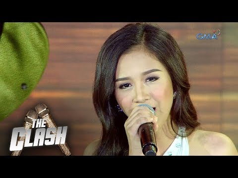 The Clash: Golden Cañedo stuns the judges with her song ''Hanggang''   Top 6