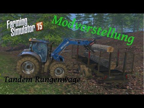 Tandem Rungenwagen v1.3