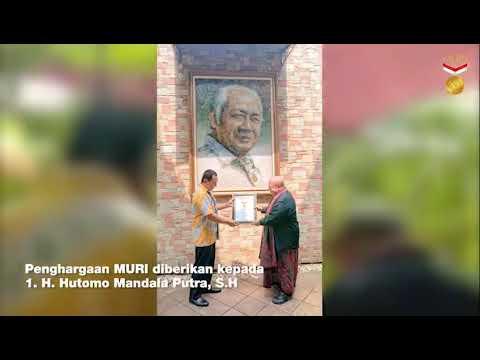 MURI: Lukisan Pertama dari Rangkaian Corak Motif dan Jenis Akik Nusantara