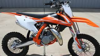 9. $5,799:  The New 2018 KTM 85 SX Overview and Review
