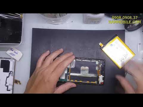 Thay pin Sony Z3 Plus Z4 C5 zin Chính Hang Lấy Liền