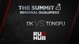TongFu vs DK Scuderia, game 3