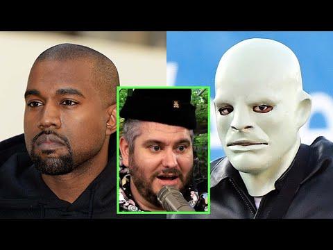 Kanye's New Creepy Looks