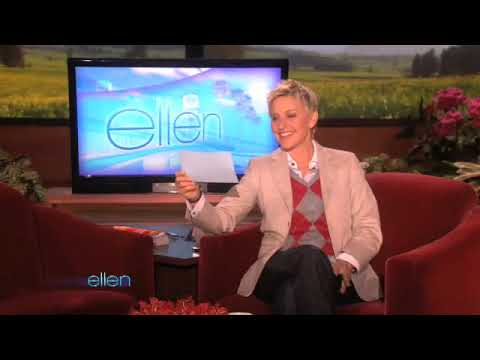 Ellen Found Funniest Commercials