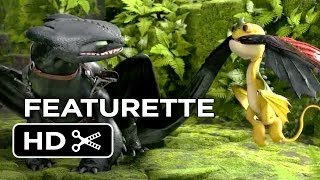 Video How To Train Your Dragon 2 Featurette - Meet The New Dragons (2014) - Animated Sequel HD MP3, 3GP, MP4, WEBM, AVI, FLV Juni 2018