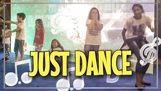 Kinoplex - ANIVERSÁRIO (03) JUST DANCE NO ÁGUAS CLARAS SHOPPING