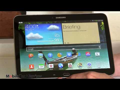 tab - Lisa Gade reviews the Samsung Galaxy Tab 3 10.1 Android tablet. Samsung released their 3rd gen Android tablets in July 2013, and in this video we look at the...
