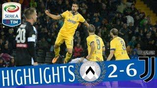 Video Udinese - Juventus 2-6 - Highlights - Giornata 9 - Serie A TIM 2017/18 MP3, 3GP, MP4, WEBM, AVI, FLV Mei 2018
