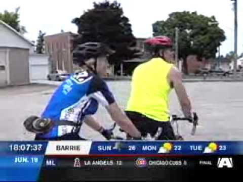 Cycle for SIght 2010 - A Channel @ 6 Wknd - June 19, 2010