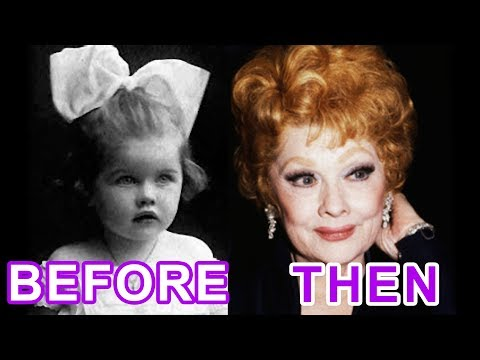WOMAN and TIME: Lucille Ball. Do you love Lucy?