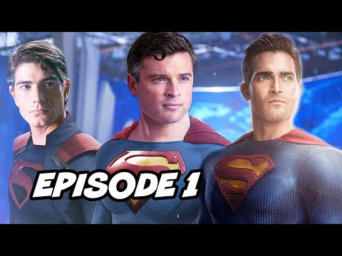 Superman and Lois Episode 1 TOP 10 Breakdown and End Credit Scene Explained