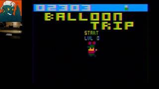 Balloon Trip (Atari 2600) by AwesomeOgre