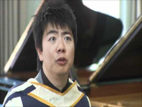 Lang Lang at the Royal College of Music - Interview