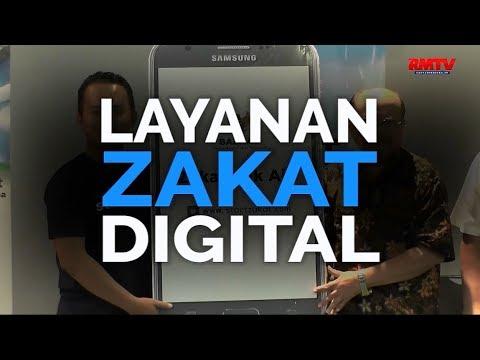 Layanan Zakat Digital