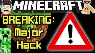 Minecraft MAJOR HACK: 500,000+ Accounts Stolen? (Breaking News)