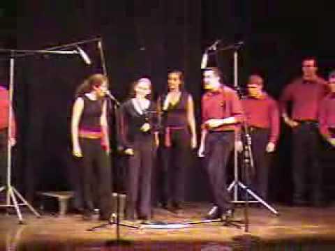 Mario Bros a capella