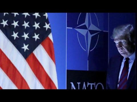 NATO: Νέα επίθεση Τραμπ για τις αμυντικές δαπάνες