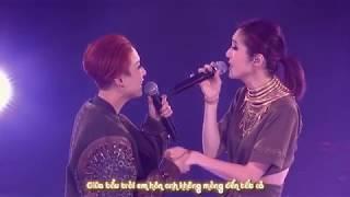 [Vietsub] 終身美麗 | Chung Thân Mỹ Lệ - Sammi Trịnh Tú Văn ft Miriam Dương Thiên Hoa