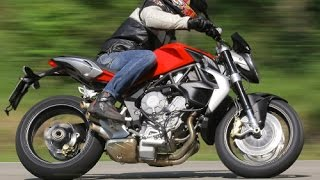 8. 2015 MV Agusta Brutale 675 Sport Motorcycle