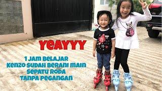 Video Semangat Anak 3 Tahun Belajar Sepatu Roda | Little Kenzo Hebat | Teknik In Line Skate Pemula MP3, 3GP, MP4, WEBM, AVI, FLV Maret 2019