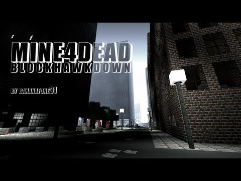 Minecraft Left 4 Dead Mod Is Pretty Crazy, Also Kind of Pointless