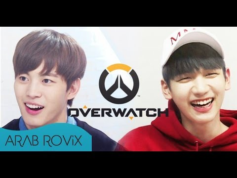 [ArabicSub] VIXX Vs MONSTA X - OVERWATCH EP 1 (6)