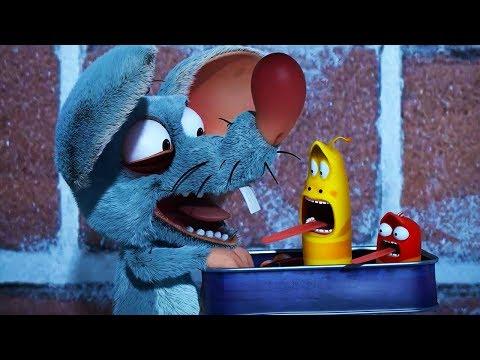 LARVA - MOUSE CHAOS | Cartoon Movie | Cartoons For Children | Larva Cartoon | LARVA Official