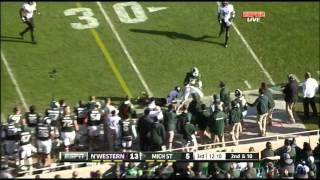 Le'Veon Bell vs Northwestern (2012)