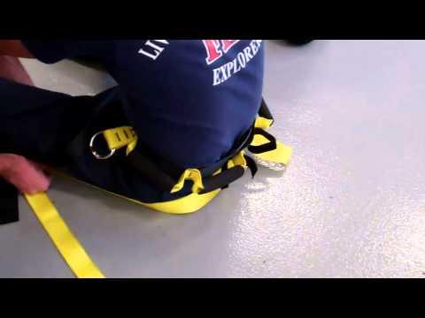 Doty Belt/ Patient Lift Assist Harness