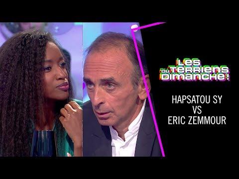 L'affaire Hapsatou Sy - Eric Zemmour - Les Terriens du Dimanche - 16/09/2018