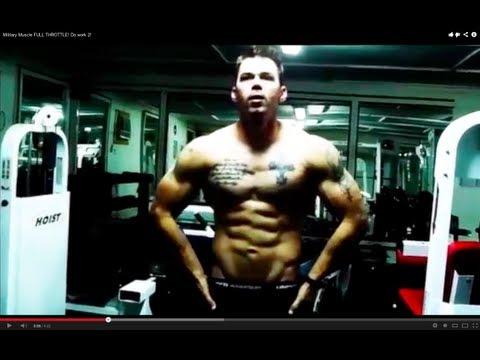 Military Muscle Motivation 1 – DO WORK!