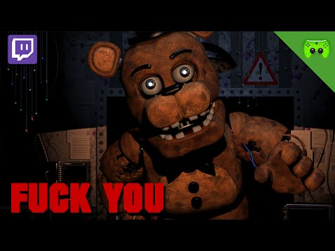 Bestrafung: Five Nights at Freddy's 2 Horror Stream «» Let's Stream 5 Nights at Freddys 2
