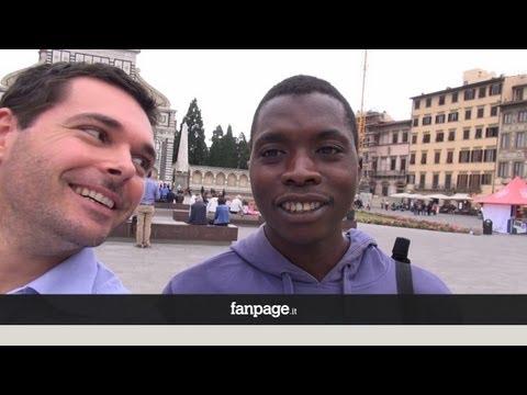 un immigrato racconta il suo viaggio nei barconi