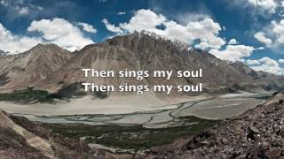 Behold (Then Sings My Soul) lyrics by Hillsong Worship