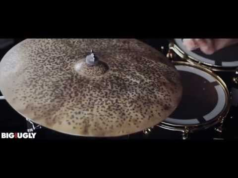 "Sabian BIG&UGLY | HH 24"" Nova Ride Cymbal"