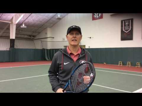 Tennis Tip: Overheads
