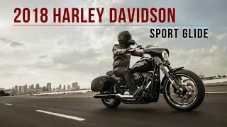 3. 2018 Harley Davidson Sport Glide |Tech Specs & Features