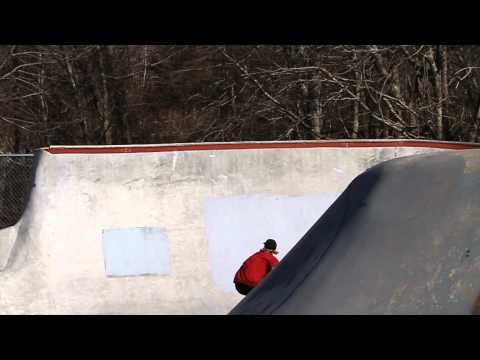 Airwalk - Mike Vallely - Groton Skate Park Edit