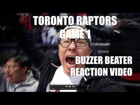 Fan Reacts to Amazing Game Tying Half Court Shot