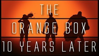 Video The Orange Box... 10 Years Later MP3, 3GP, MP4, WEBM, AVI, FLV Agustus 2019
