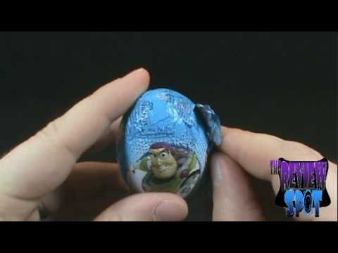 Random Spot - Toy Story Surprise Egg