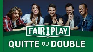 Video QUITTE OU DOUBLE avec Natoo, McFly, Carlito & Julien Pestel ! FAIRPLAY MP3, 3GP, MP4, WEBM, AVI, FLV Agustus 2017