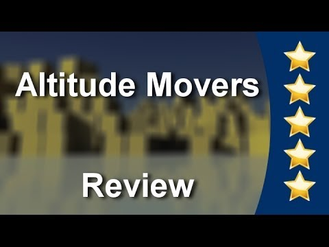 video:Altitude Movers Denver  Wonderful   5 Star Review by Reid H.
