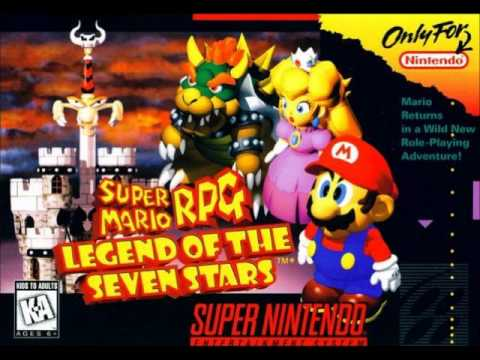 super mario rpg legend of the seven stars nintendo player's strategy guide